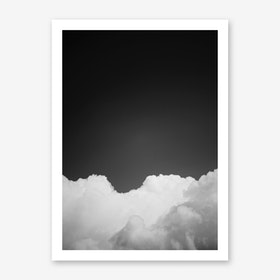 Black Clouds I Art Print