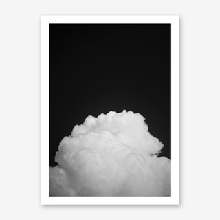 Black Clouds II Art Print