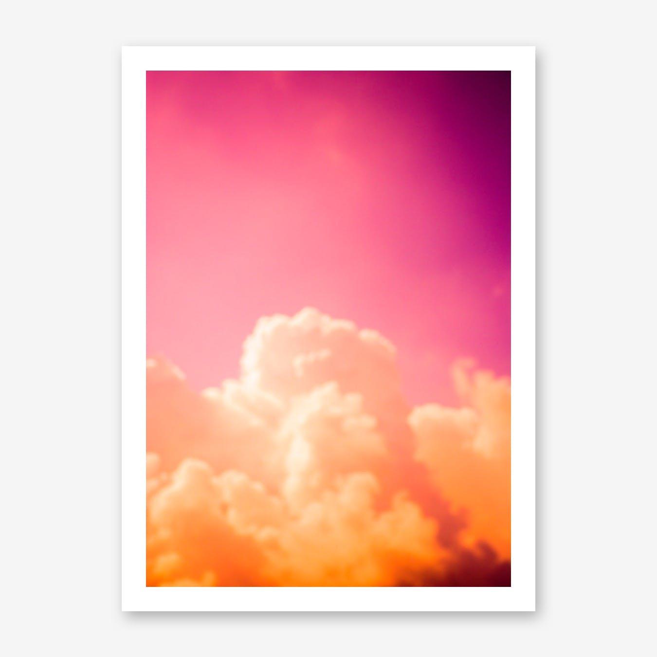 Clouds III Print
