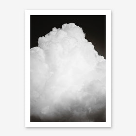 Black Clouds III Art Print