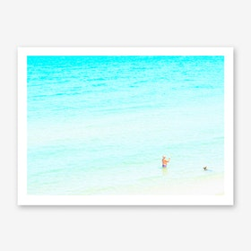 Seaside 2017 No. 1 Art Print
