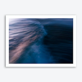 The Uniqueness of Waves XX Art Print