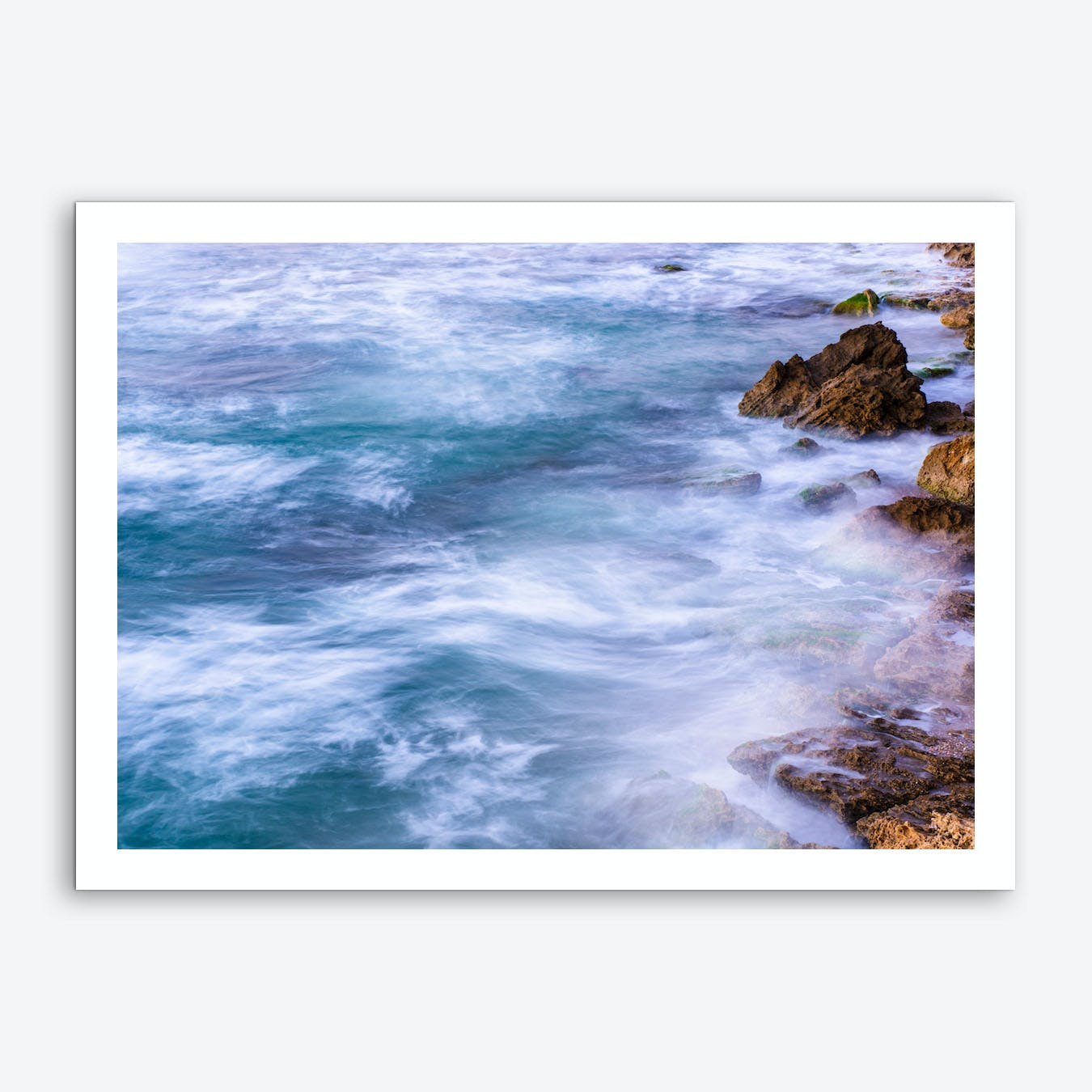 Seaside #1 Art Print