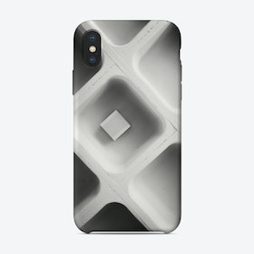 The Sound of Silence iPhone Case