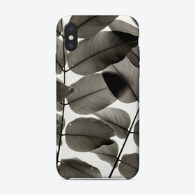 Branches And Leaves II iPhone Case