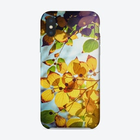 Winter is finally here iPhone Case