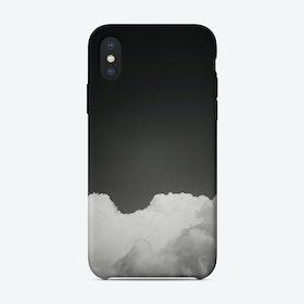 Black Clouds I iPhone Case