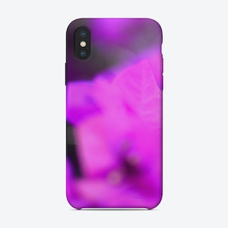 Bougainvillea No. 1 iPhone Case