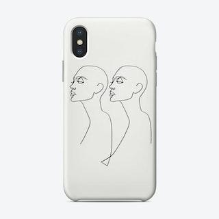 Backing Phone Case