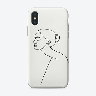 Alone Phone Case