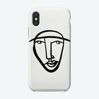 Faces 8 Phone Case