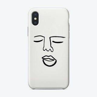 Blind Drawing 2 Phone Case
