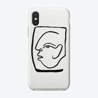 Faces 24 Phone Case