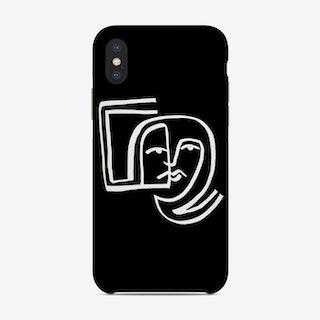 Faces 19 Phone Case