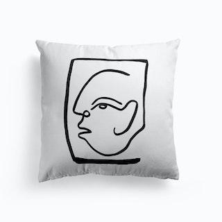 Faces 24 Cushion