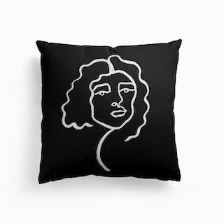 Muriel Bw Cushion