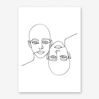 Norah Art Print