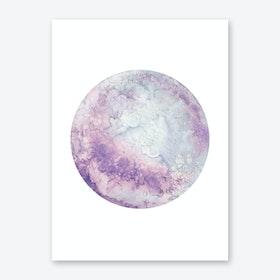 Triton Art Print