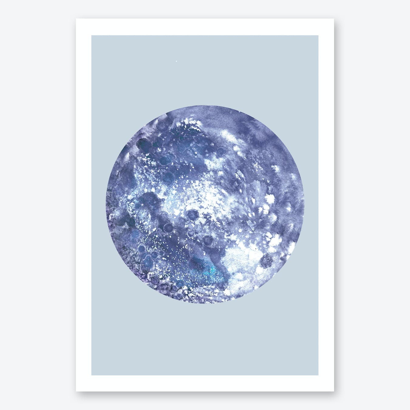 Earh Blue Print