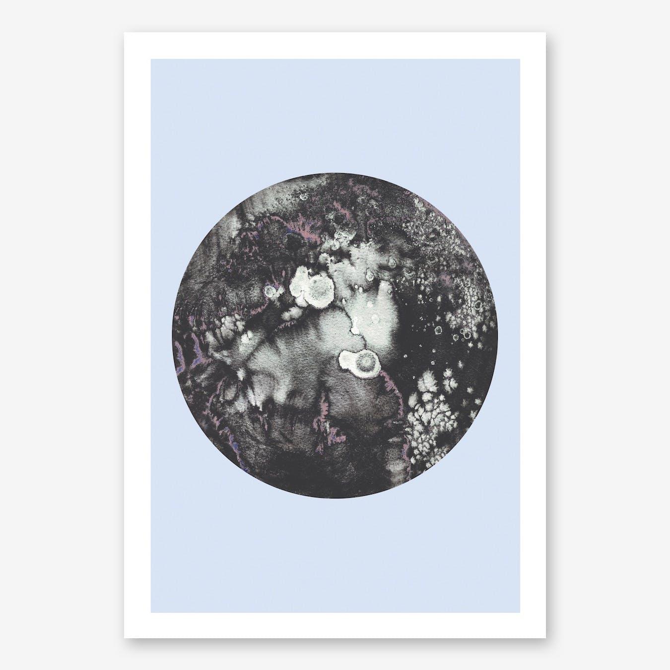 Mercury Blue Print