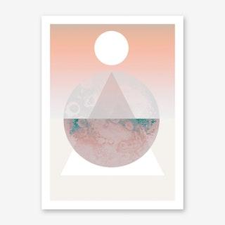 Huya Art Print