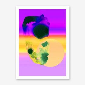 Solar Art Print