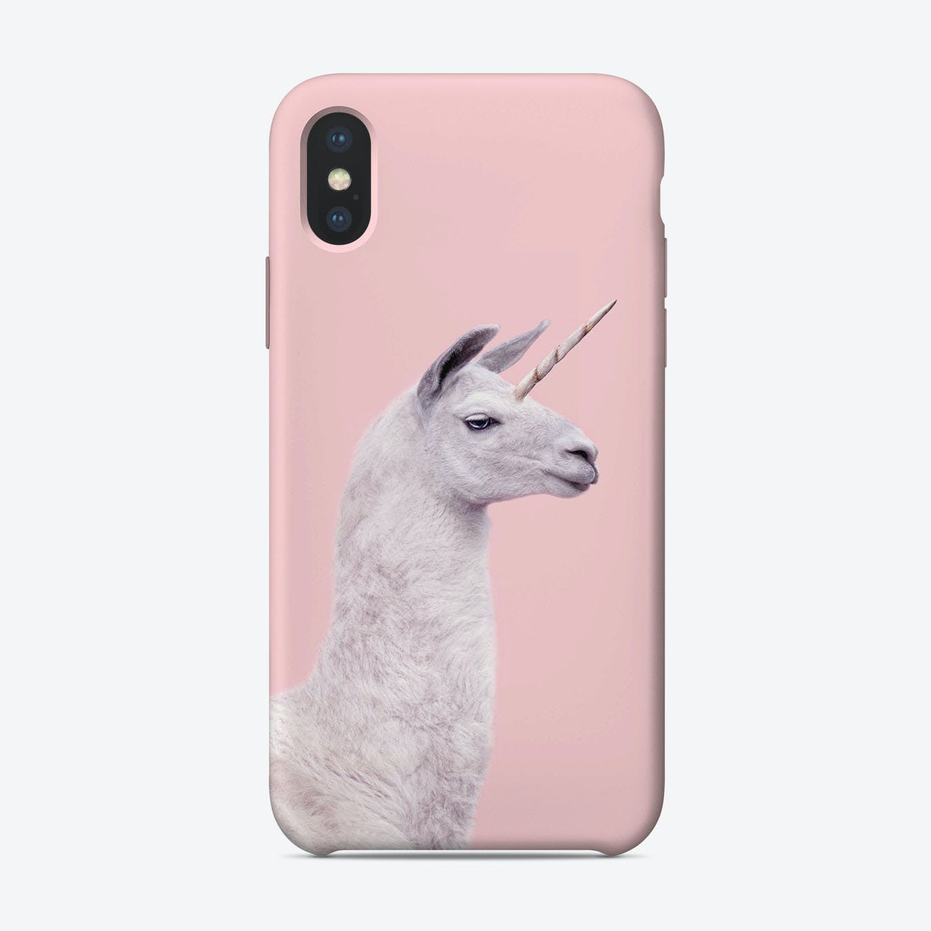 Lama Unicorn iPhone Case
