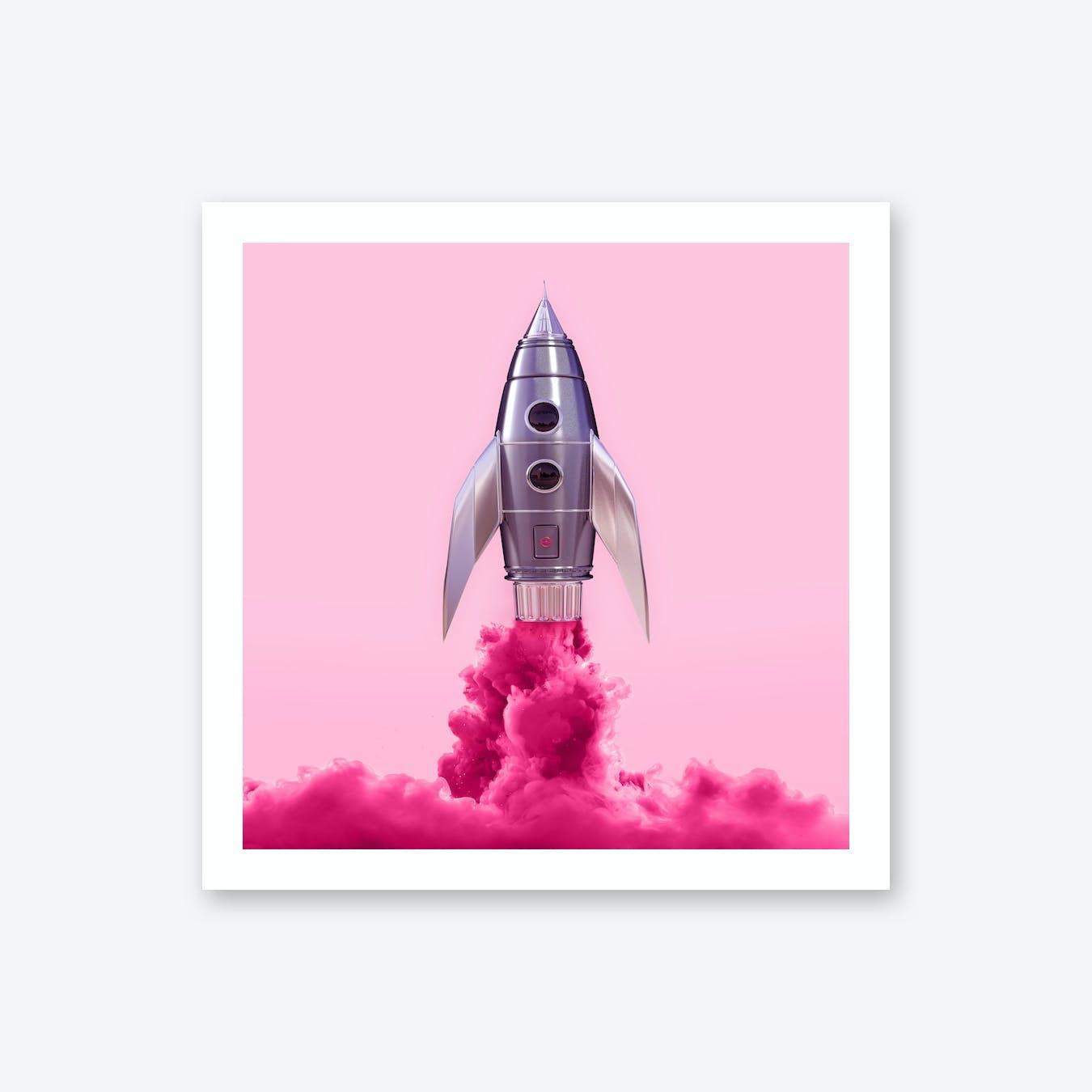 Rocketcolor Print