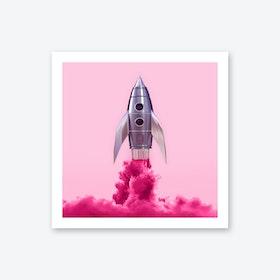 Rocketcolor Art Print
