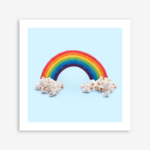 Candy Rainbow Print