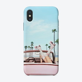 Long Beach iPhone Case