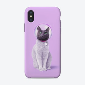 Space Cat iPhone Case