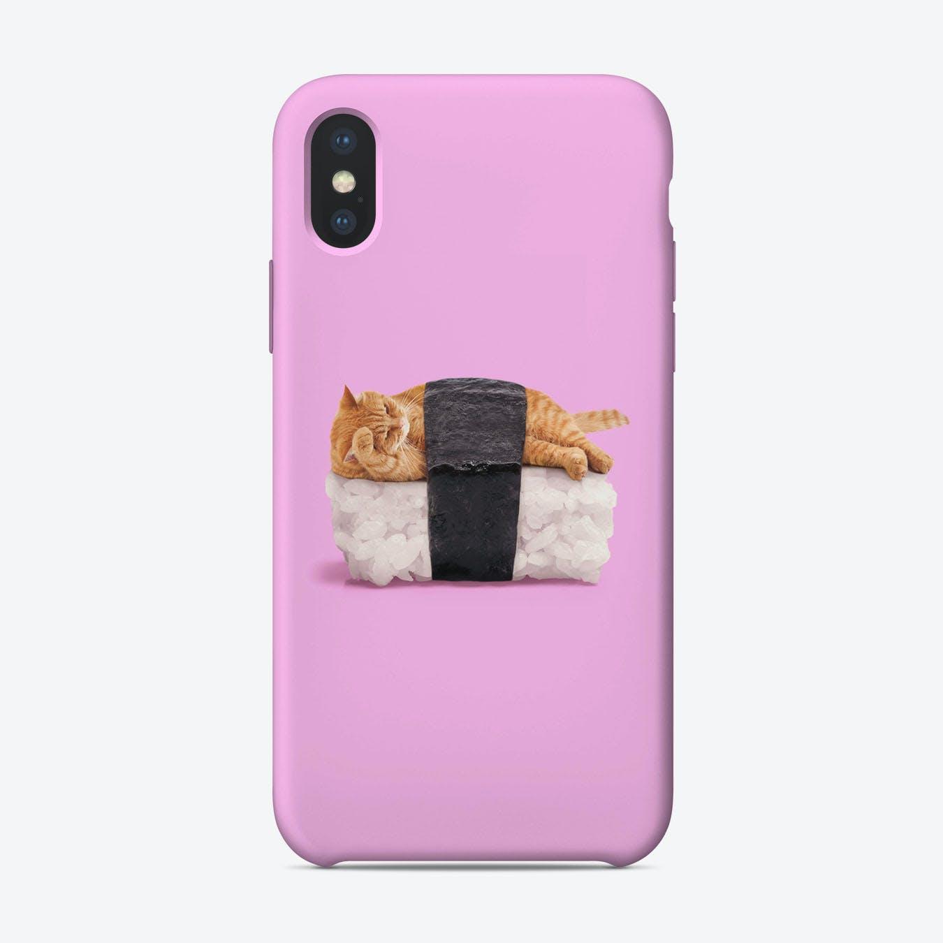 Sushicat iPhone Case