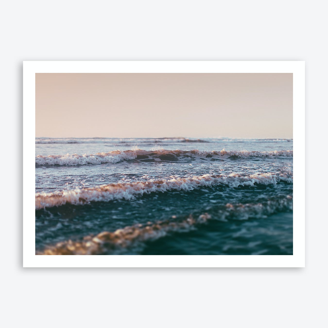 Pacific Lullaby Print