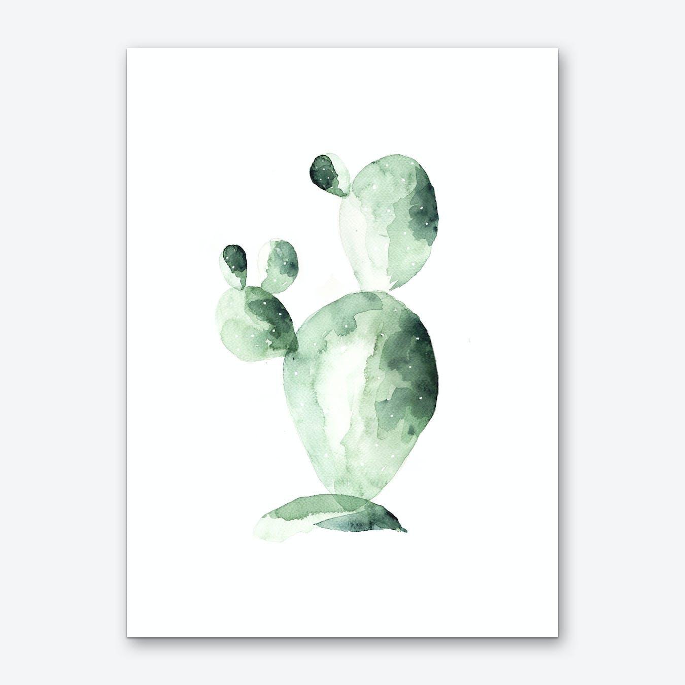 Cactus Friend Print