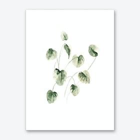 Drop Leafs Print