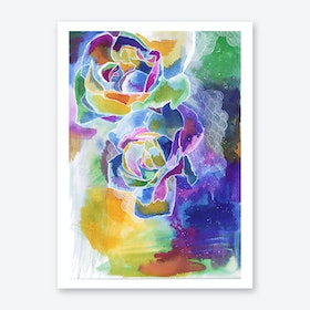 Not A Rose At All Art Print
