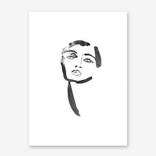 Nayla Art Print