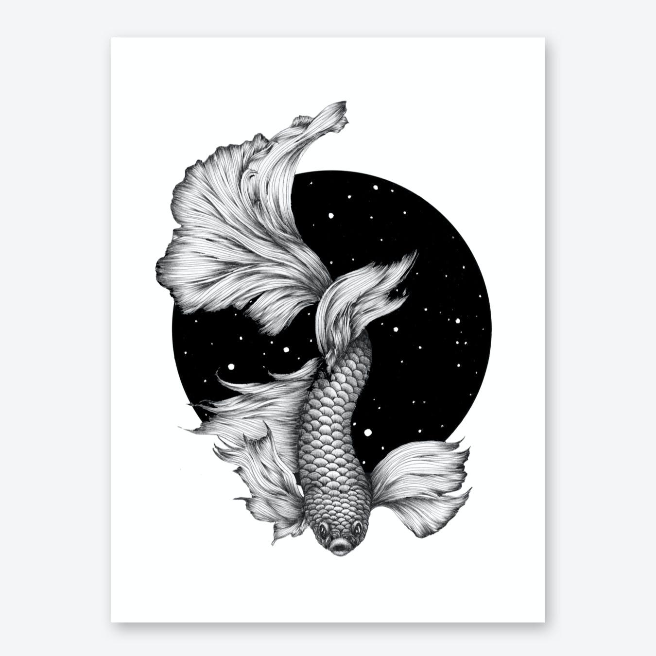 The Splendid Waters Print