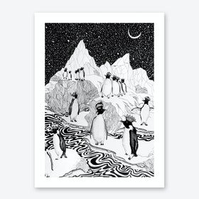 Too Many Kings Art Print