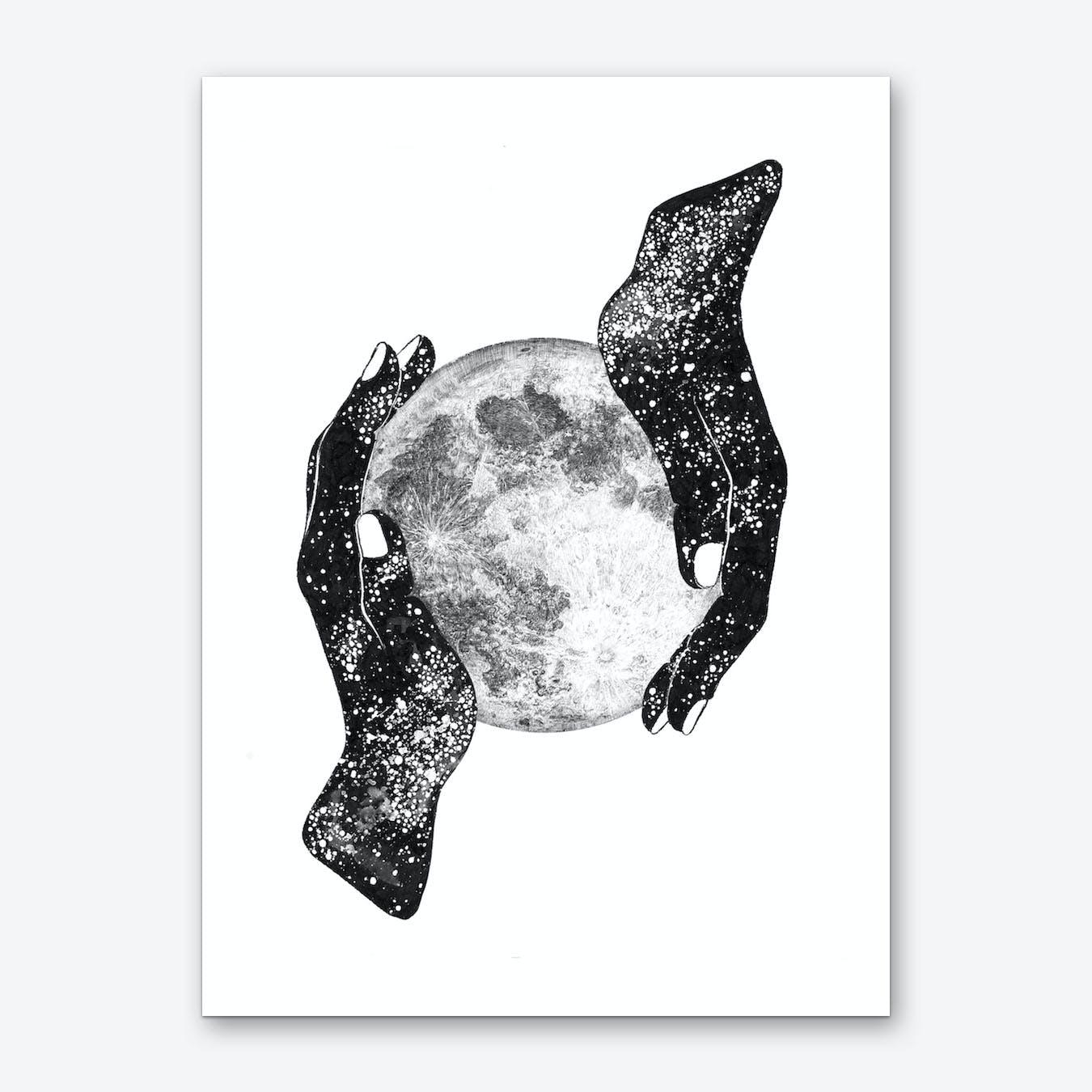 The Magic of the Universe Art Print