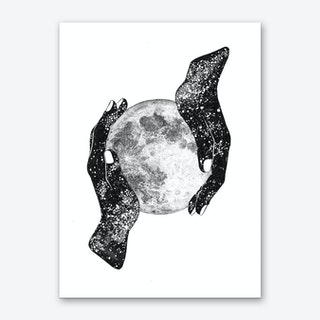 The Magic of the Universe Art Print