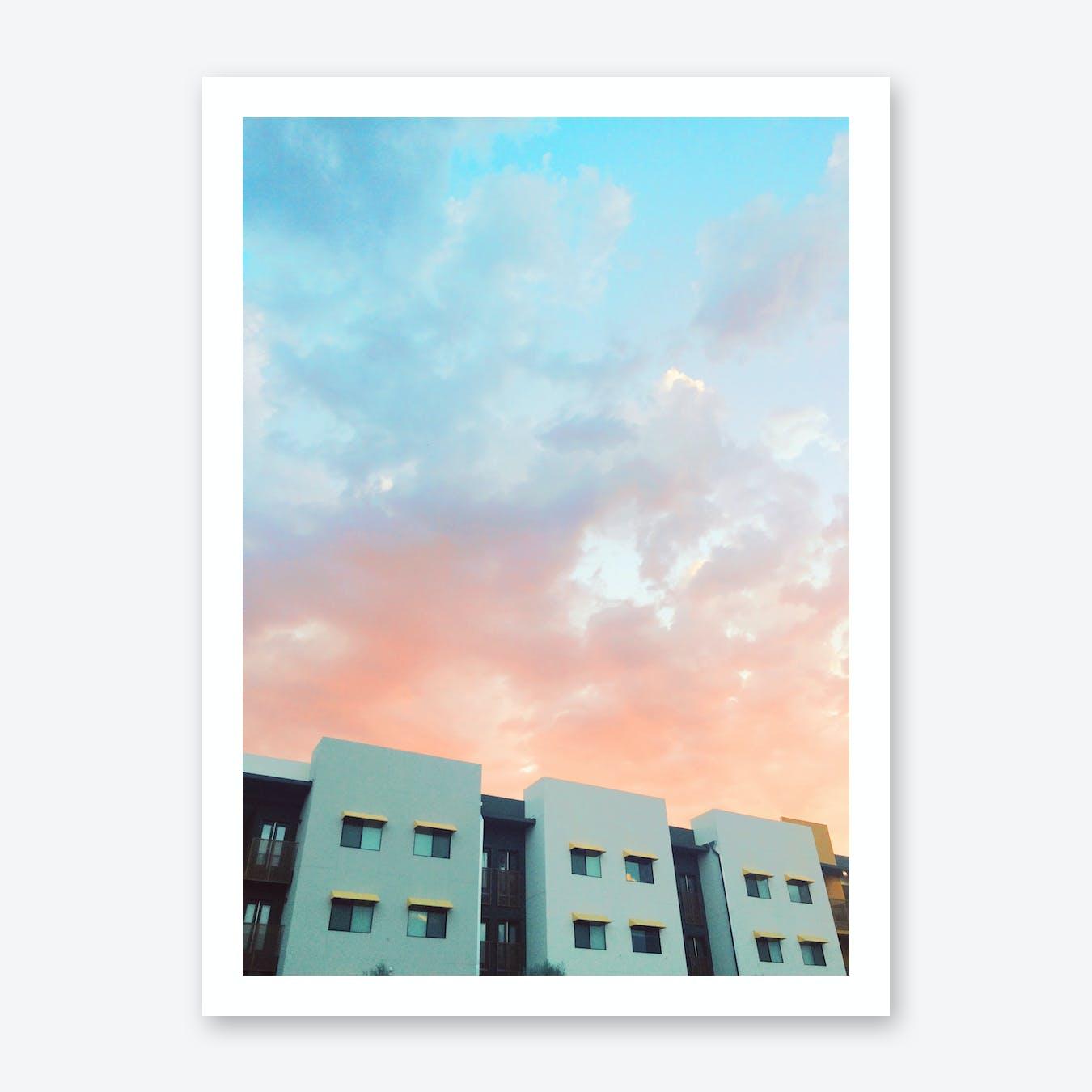 Skyline Print