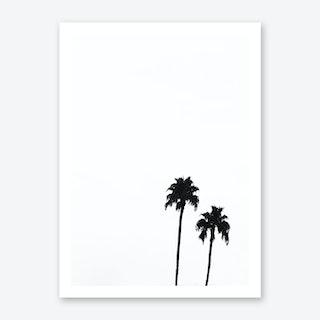 Black And White I Art Print