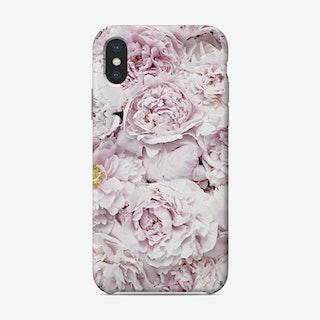 Monis Flowerbed Peony Phone Case