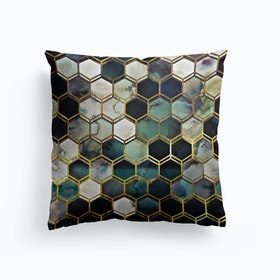 Rugged Marble  Cushion