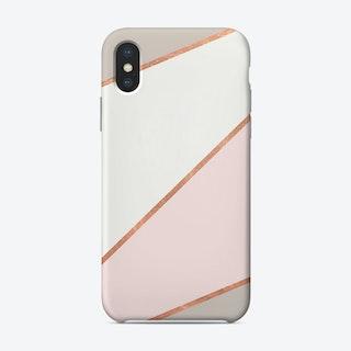 Monis Geo Rose Phone Case