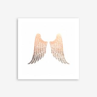 Gold Wings Art Print