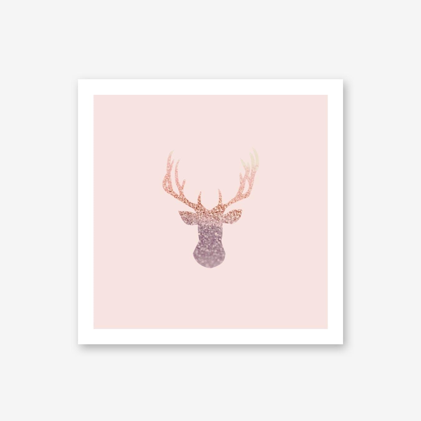Rosegold Deer Blush