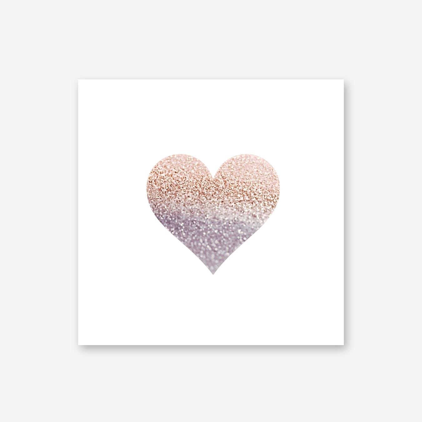 Rosegold Heart